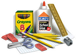 This is the image for the news article titled 2019 - 2020 School Supply List